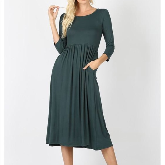 58dae0b79a Zenana Outfitters Dresses